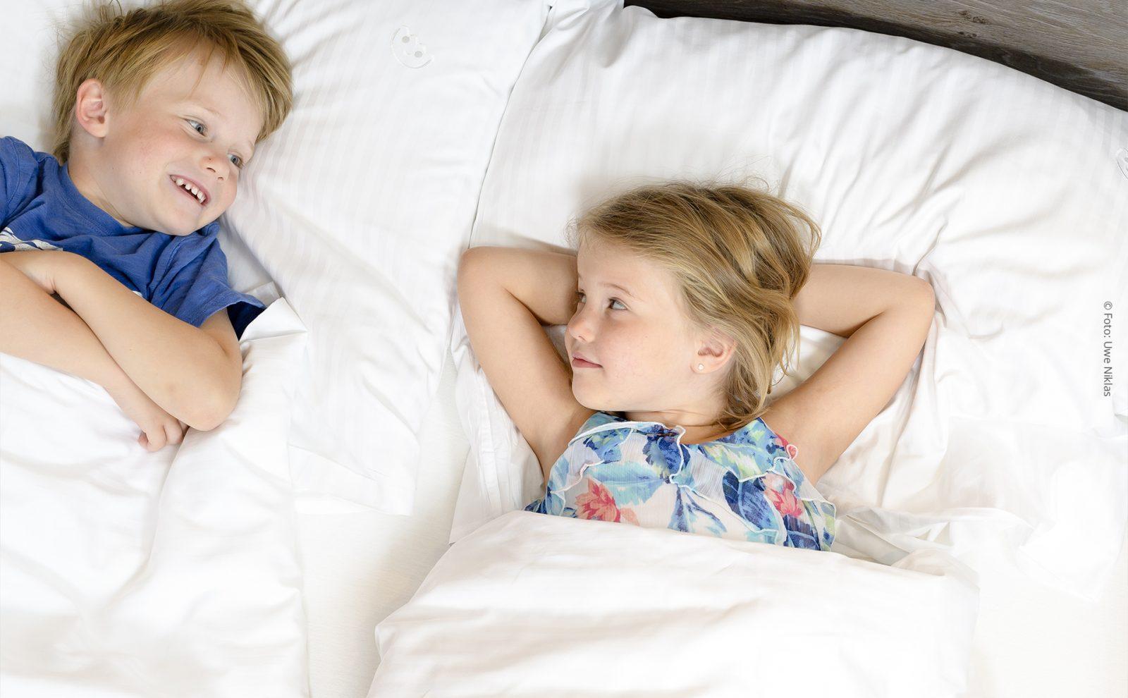 Geschwister Bett
